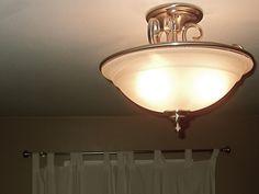 Bedroom Light Fixture    Ideas