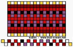 Vesentlig forkleband mønster til Beltestakk og Øst-Telemark. Inkle Weaving Patterns, Weaving Designs, Loom Weaving, Loom Patterns, Tablet Weaving, Hand Weaving, Finger Weaving, Inkle Loom, Crafty Projects