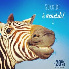"""SOLO PER OGGI 20%di sconto. Se vai su www.legnogram.com e fai un ordine entro la mezzanotte di oggi inserisci il codice """"save20"""", otterrai subito uno sconto del 20% sui tuoi acquisti! Sorridi, è venerdì!!"""