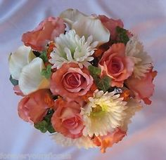 coral colored flowers for wedding | KGrHqVHJFQFDy)2F!scBQ9KciYcPw~~60_35.JPG