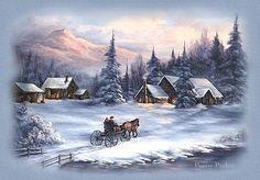 vintage kerst