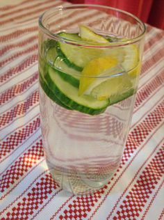 How to Make a Great Fat Burning Detox Drink!