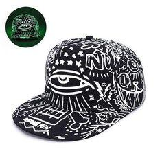 Young Jeezy Gangsta Party 3 Women Adult Cap Adjustable Cowboys Hats Black