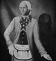 Prince Hall, revolutionary, abolitionist and Masonic leader, died in Boston on Dec. 4, 1807. Read more here about this amazing African American leader.