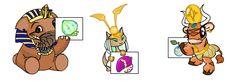 screenshot gameplay fruit machine lost desert elephante aisha kau sakhmet ummagine bagguss tchea