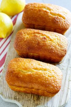 Lemon Pound Cake - buttery, sweet and lemony pound cake with sugary glaze. This lemon pound cake recipe is so good you'll want it every day!