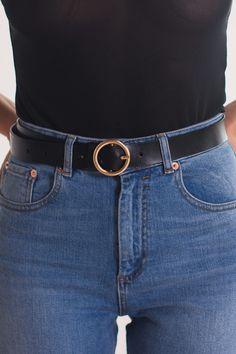 The O Belt – Style Addict