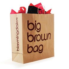 Big Brown Bag, lots of these!