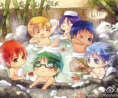 Anime - Kuroko no basket Anime Chibi, Kuroko Chibi, Aomine Kuroko, Kawaii Chibi, Fanarts Anime, Kuroko No Basket, Anime Wallpaper 1920x1080, Animes Wallpapers, Basket Drawing