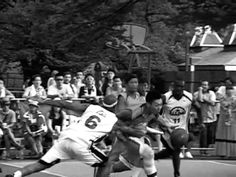 A day of street hoops at Yoyogi Court in Tokyo. Directed by Oyl Miller.