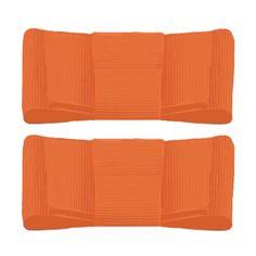 (http://www.lillybee.com/orange-shoe-clips/)