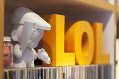 Toy Art (Munny), CDs... ART!
