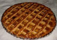 Πάστα Φλώρα της γιαγιάς Αλίκης Greek Sweets, Greek Desserts, No Cook Desserts, Greek Recipes, Easy Desserts, Dessert Recipes, Sweet Pie, Sweet Tarts, Tart Recipes