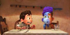 On voyage en Italie avec Luca, le nouveau film d'animation Pixar
