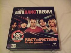 The big bang #theory fact or #fiction #trivia game,  View more on the LINK: 	http://www.zeppy.io/product/gb/2/361875229650/
