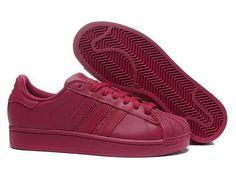 ADIDAS superstar super Colore Crimson
