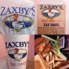 ZAXBY'S CHICKEN ZAX SAUCE {Copycat}: ½ C Mayo, ¼ C Tomato Ketchup, 1½ tsp Molasses, ½ tsp Garlic Powder, ½ tsp Lemon Juice, ¼ tsp Worcestershire Sauce, 1 tsp Black Pepper • Blend together. Refrigerate for 2 hours. • Use as Dip for Chicken, Fries, Veggies, Etc.!