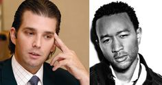 Trump's Son Made Fun of Chicago Protesters, and John Legend's Response Is Perfect