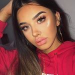 """6,189 Likes, 43 Comments - @nikephysco on Instagram: """"shes a good girl who does her makeup to trap music"""""""
