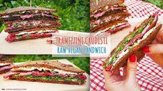 Tramezzini Crudisti CBE - | Cucina BioEvolutiva