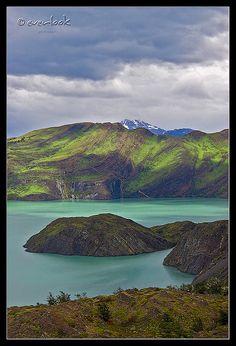 ✯ Lake Nordenskjold - Torres Del Paine National Park, Chile