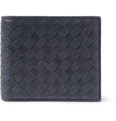 Bottega VenetaIntrecciato Leather Billfold Wallet MR PORTER