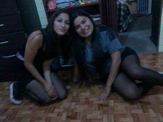 Con mi mejor @Melany Gimenez