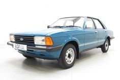 1980 Ford Cortina MK5 - Company car