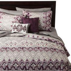 Ikat Mandalay 8 Piece Bedding Set - (California King) Ikat Jaiya ...