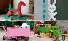 création de jouets pour enfants