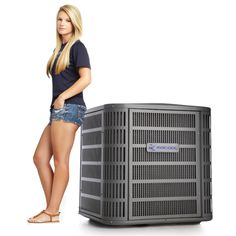 Heating & Air Conditioning | Buy Goodman Heat Pump | Geothermal ...