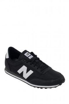 New Balance Sportsoul NEW BALANCE U410 Siyah Spor Ayakkabı: Lidyana.com