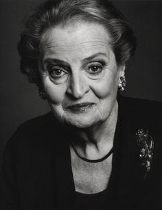 Madeleine Albright by Paul Levitton