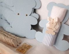 Christening Giveaways Paper Craft Work Baby Shawer Everything Baby Baby Shower Decorations Baby Boy Shower New Baby Products Gift Wrapping Baby Gifts Baby Shower Favors, Baby Shower Parties, Baby Shower Decorations, Baby Boy Shower, Baby Shower Gifts, Baby Gifts, Teddy Bear Party, Diy And Crafts, Paper Crafts
