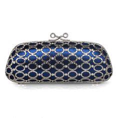Fabulous Glitter Silk Handbag