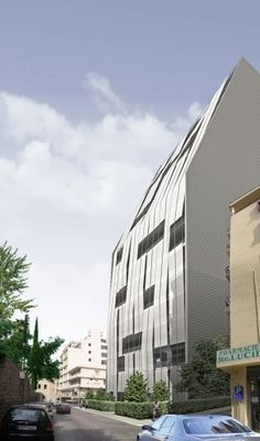 apartment building in Beirut, Paul Kaloustian