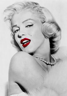 Marilyn Monroe - I took a quiz and it said i was her in a past life! lol