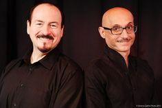 SABATO 1 Marzo 2014  Teatro Cevenini – ore 21.00 Il grande ritorno del CABARET Con  I GEMELLI RUGGERI  EMILIANO BONAZZI e FRANCESCO PRECI