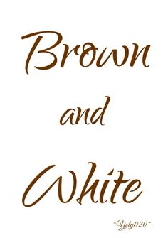 365 Best All Things Brown White Images In 2019