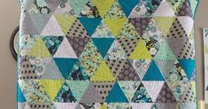A quilting blog
