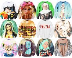 КОНКУРС: Создай Sexy Sweater своей мечты   UNICOSTO blog