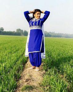 Patiala Suit, Shalwar Kameez, Punjabi Suits, Salwar Suits Party Wear, Punjabi Fashion, Marriage, Boutique, Womens Fashion, Sexy