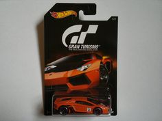 2016 - LAMBORGHINI Aventador LP700-4 (Hot Wheels)
