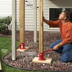 Inspect your deck to ensure it's ready for summer!
