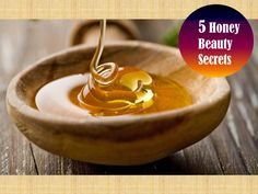 honey beauty tricks
