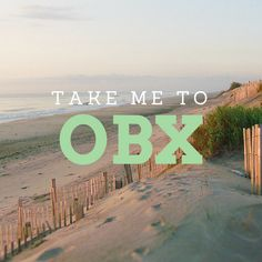 Take Me to OBX! [sharks and all] ❤️