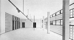 ignazio gardella - dispensario antitubercolare, via don gasparolo, alessandria, 1933 Arch Architecture, Architecture Drawings, Rationalism, Carlo Scarpa, Bird Drawings, Installation Art, The Dreamers, Stairs, Clouds