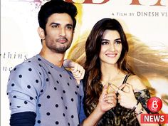 When Kriti Sanon escaped an embarrassing situation, thanks to Sushant Singh Rajput