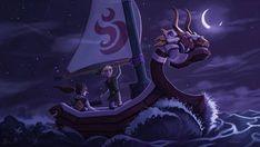 Legend of the Wind Waker by on DeviantArt Wind Waker, Nintendo, Art Jokes, Kid Icarus, Japanese Games, Fire Emblem Awakening, Link Zelda, Twilight Princess, Princess Zelda