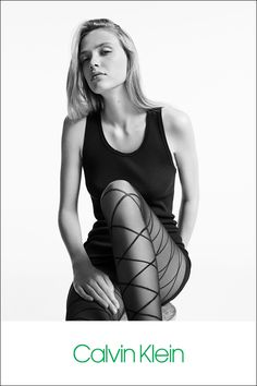 Spring's high-impact hosiery elevates even casual looks. Shop now.